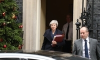 """外媒称梅版脱欧协议""""已死"""":内阁大臣各怀主意 欧盟一致拒绝妥协"""