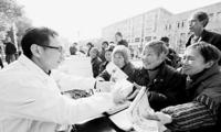 中国健康扶贫:推动贫困地区疾病预防关口前移