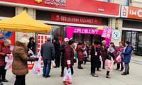 """县镇苏宁玩法多,年货节手写春联成""""年味""""新宠"""