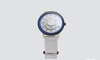 超美的太空白配色!NASA推出全球限量60块手表
