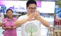 江苏淮安:全网通手机受欢迎