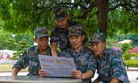 坚守中冲锋:记郑州联勤保障中心某基地保障队集训任务