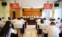 蒙自:人大常委会专题审议未检工作