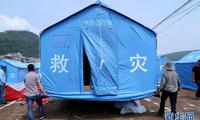 高清:云南通海连续5.0级地震灾区见闻