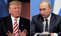 面对美国背后挖墙脚的卑劣做法。普京怒斥特朗普不要做无用功!