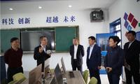 全国优秀教育专家走进郑州十一中把脉督导