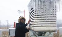 湖北:持续低温连阴雨 加强监测确保金沙站数据传输