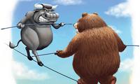 股市上涨势头强劲 半数投资者依旧维持看涨