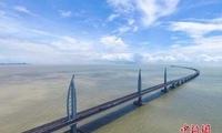 """资讯丨""""澳门新八景""""命名完成 港珠澳大桥取名""""桥牵三地"""""""