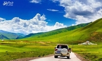 青海玉树,214国道看最美的风景,撩的人总是想停车