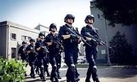 """山西警方严密部署中秋、国庆""""两节""""安保工作"""