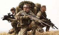 一枪毙命!驻阿英军特战队员用重机枪远程狙杀IS指挥官
