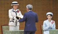 日本皇后首次单独履行公务,出席全国红十字大会