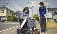 日本推出电动轮椅免费租借服务 方便老年人外出