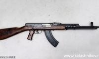 被AK-47光环遮盖的杰出设计:苏达耶夫AS-44步枪