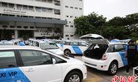 比亚迪百辆电动车在泰国曼谷交付