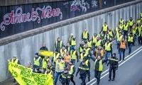 """愈演愈烈!法国""""黄背心""""抗议示威运动扩散至欧洲多国"""