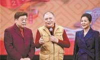 《王牌对王牌4》致敬春晚 倪萍流泪分享幕后故事