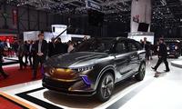 韩国新晋电动SUV,颜值比宝马还霸气,续航450km力争爆款!