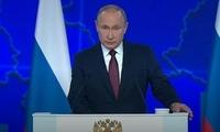普京鼓励俄民众多生孩子:孩子越多 交税越少