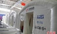 """新建实验室、物资充足:呼和浩特市战疫中的""""暖心""""关键词"""