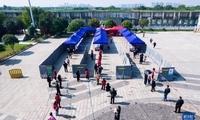长沙县重点区域启动第二轮全员核酸检测